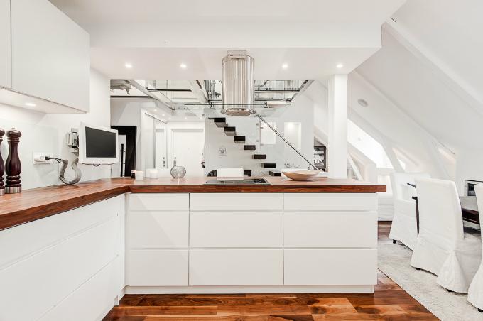Modern Minimalism interior design 6