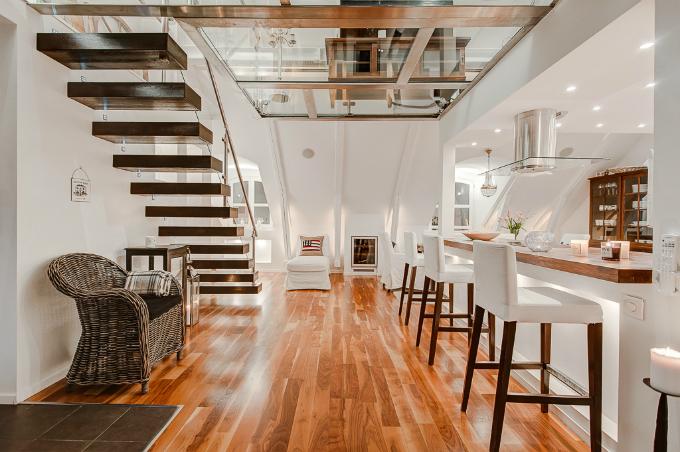Modern Minimalism interior design 7