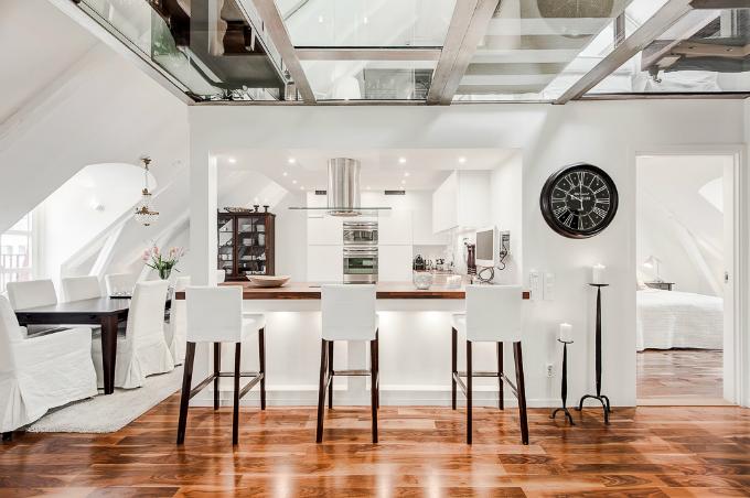 Modern Minimalism interior design