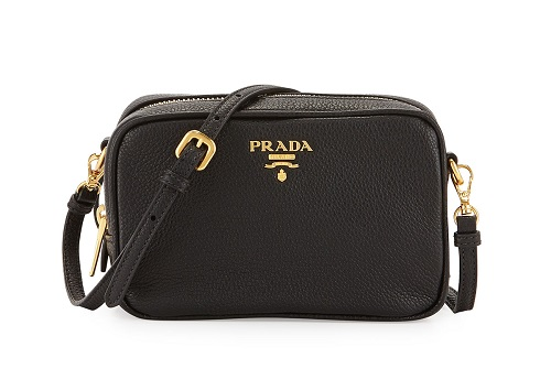 Prada Leathe Small Cross Body Bag