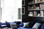 Sophisticated Apartment In A Dark Color Palette 3