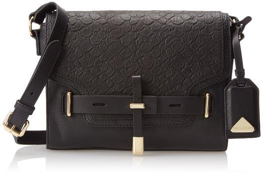 442e131df069 Vince Camuto Max Scale Cross Body Bag black leather