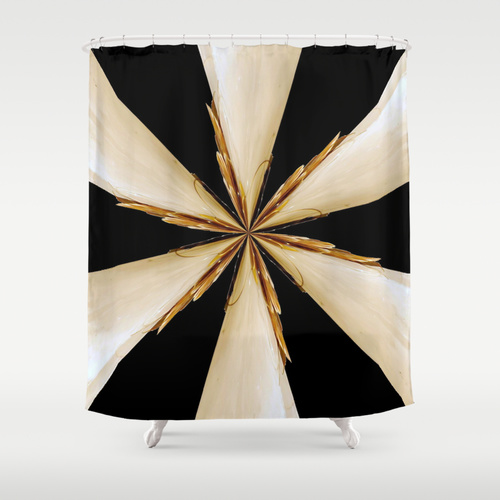 Curtains Ideas : black and gold shower curtain Black And Gold ...