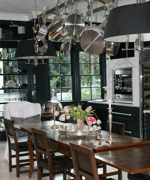 black kitchen design 25