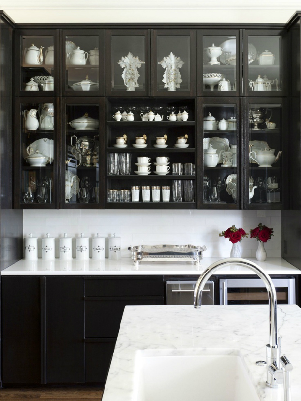black kitchen design 27
