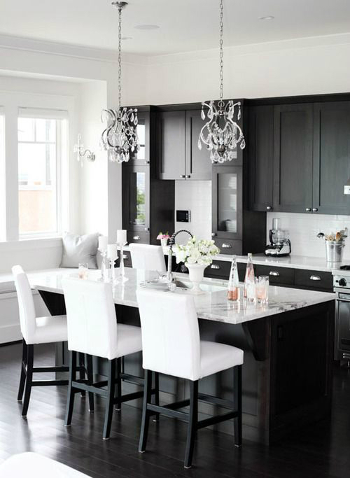 black kitchen design 31