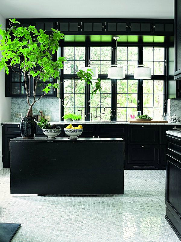 black kitchen design 5