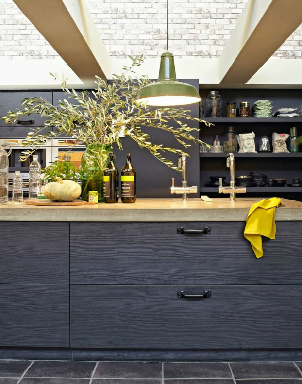 black kitchen design 6