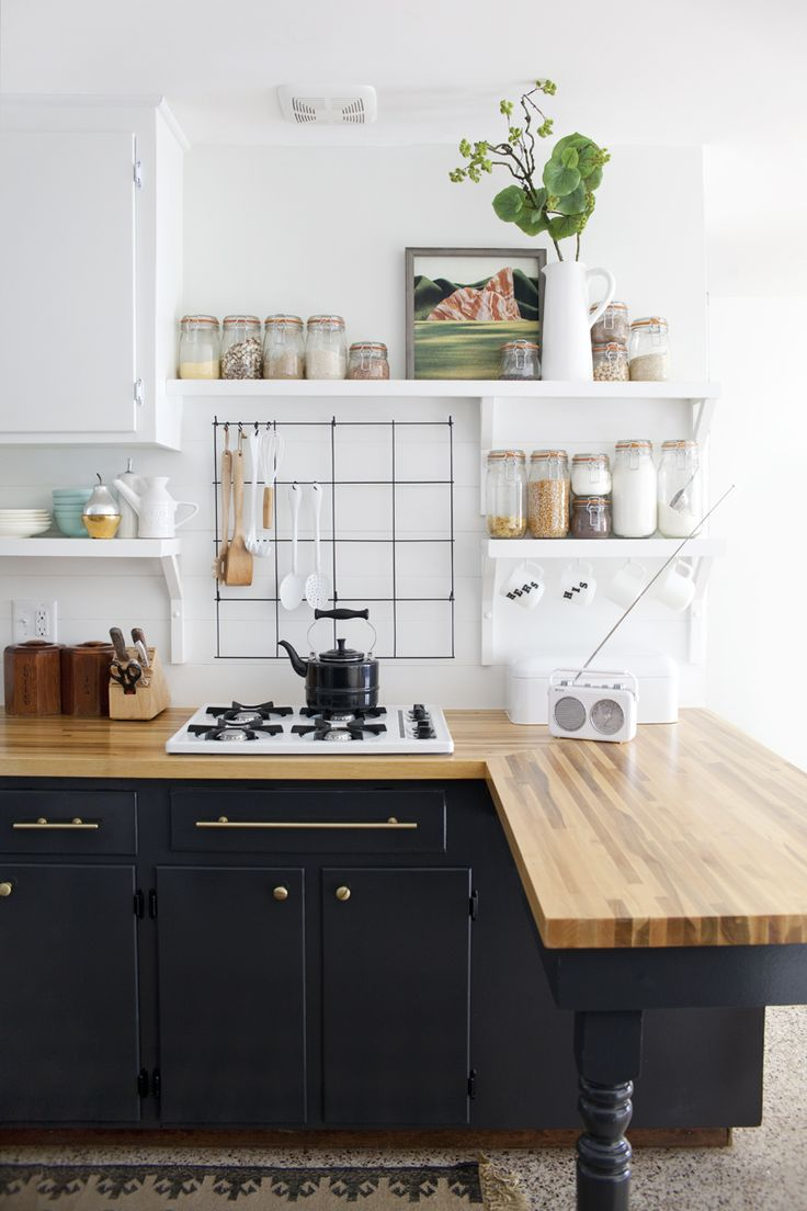 black kitchen design 37
