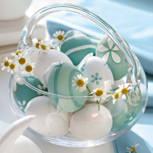 Easter Table Decorations 11