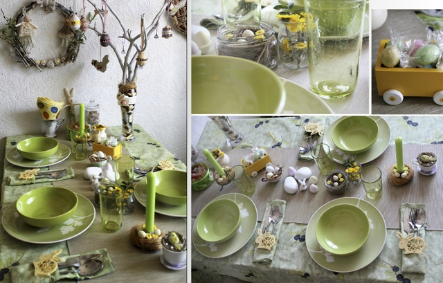 Easter Table Decorations 15