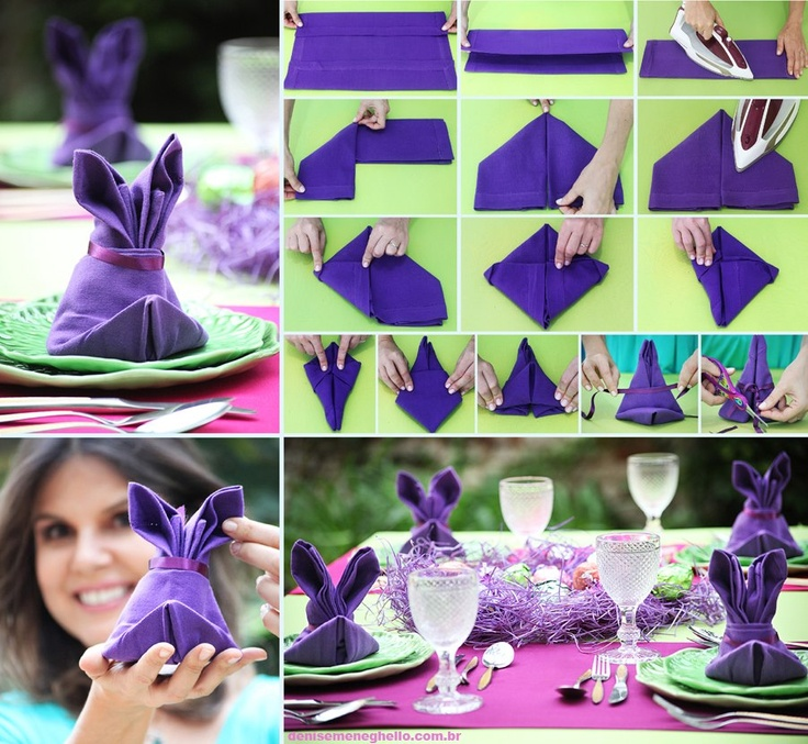 Easter Table Decorations 2