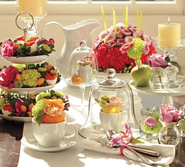 Easter Table Decorations 20