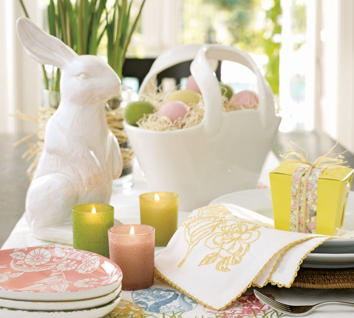 Easter Table Decorations 21