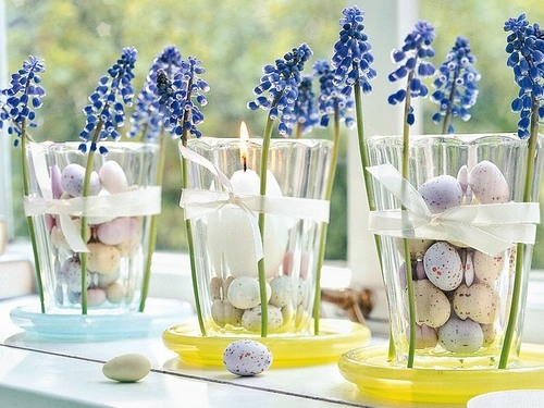 Easter Table Decorations 26