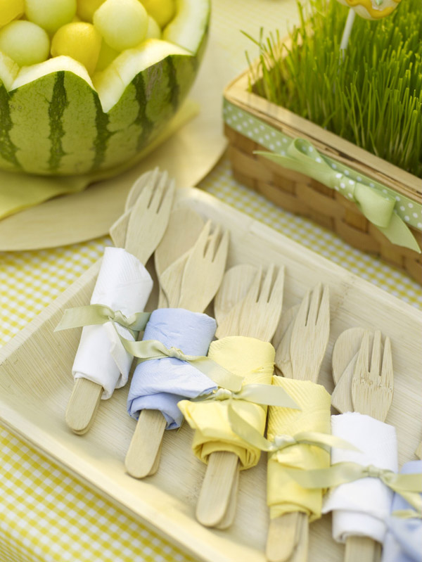 Easter Table Decorations 3