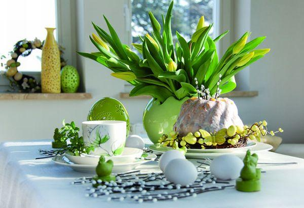 Easter Table Decorations 39