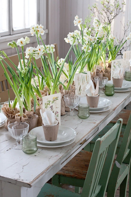 Easter Table Decorations 54