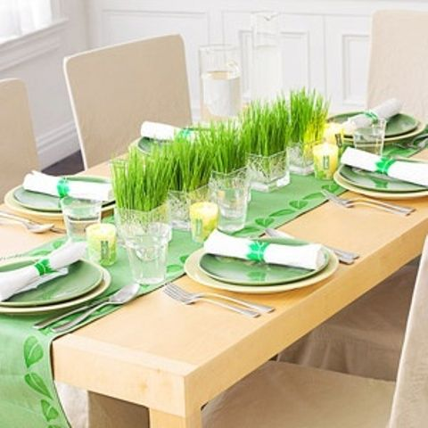 Easter Table Decorations 57