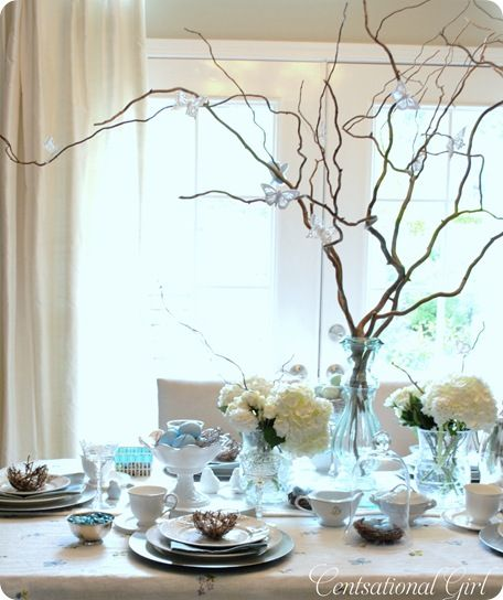 tree branches for decor