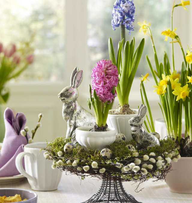Easter Table Decorations 9