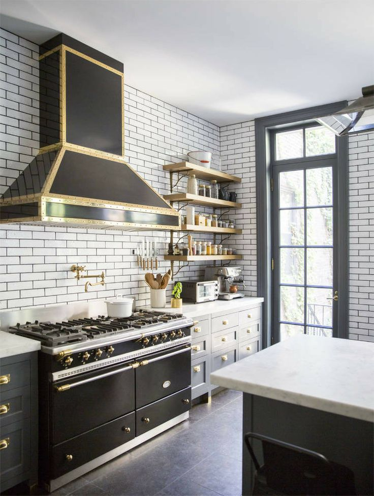 black kitchen design 45