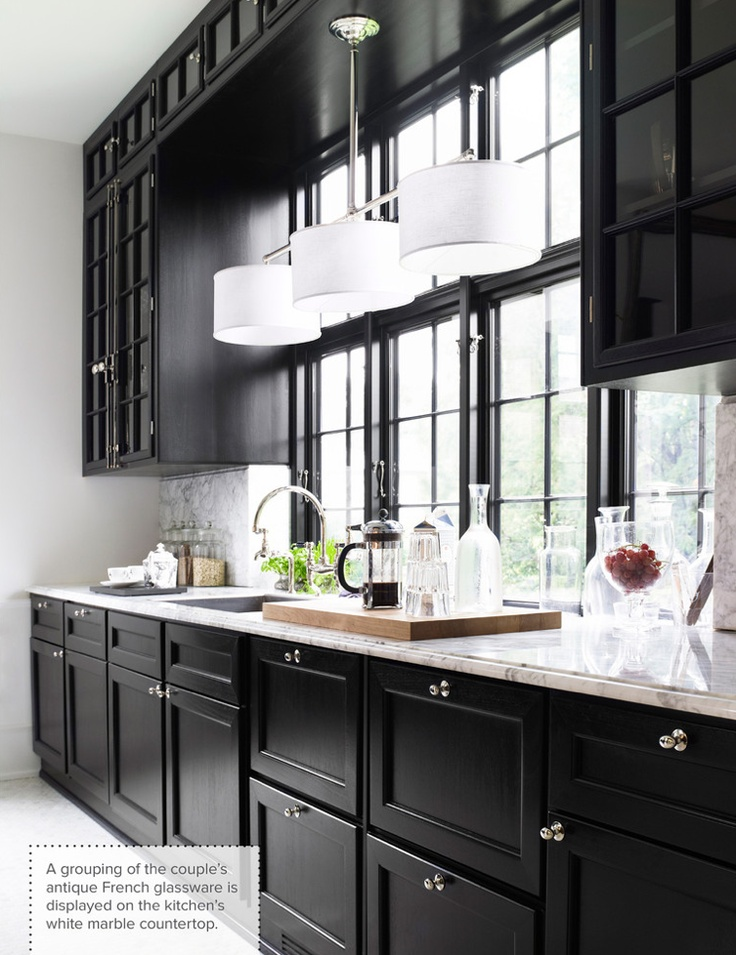 black kitchen design 46