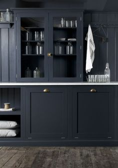 black kitchen design 53