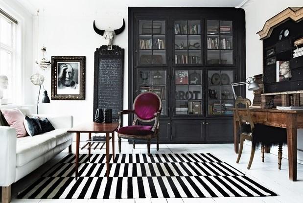 home interior Beautifully Balanced Contrast 2
