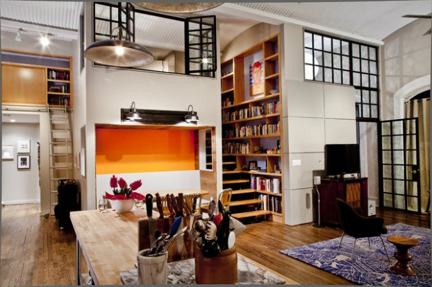 Loft with Industrial Elegance 2