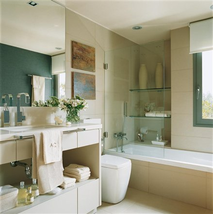 small bathroom remodel 13