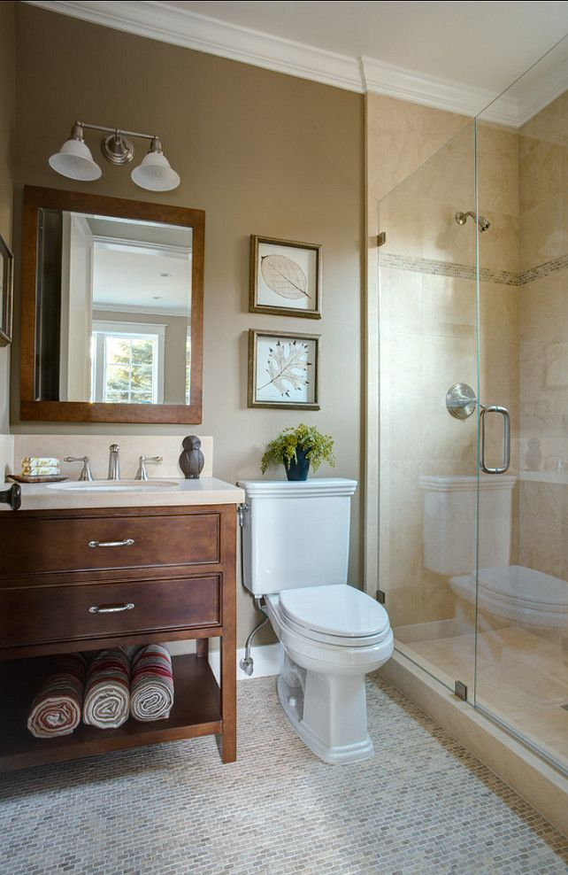 remodeling small bathroom with overlay