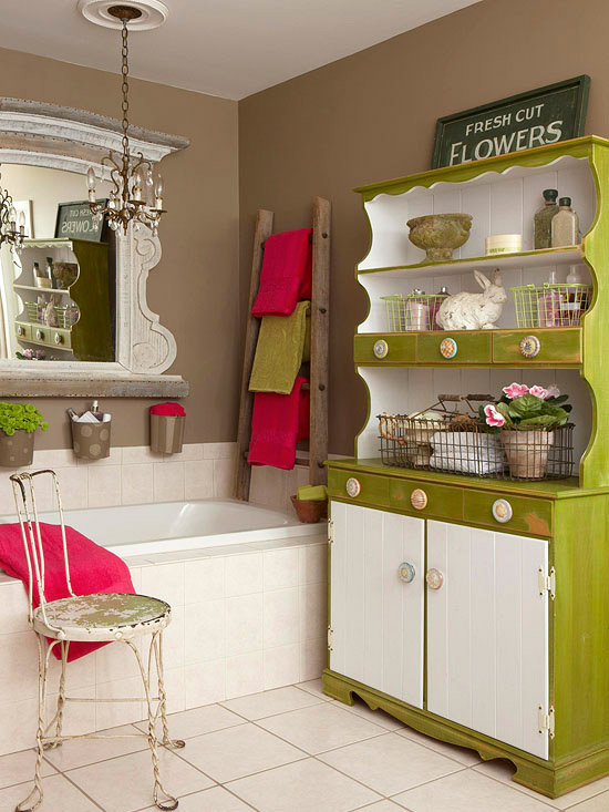 Дизайн ванной, фото