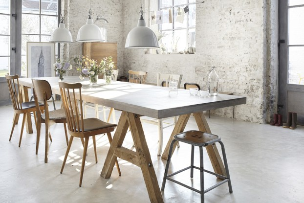 Industrial Yet Cozy and Inviting House 5