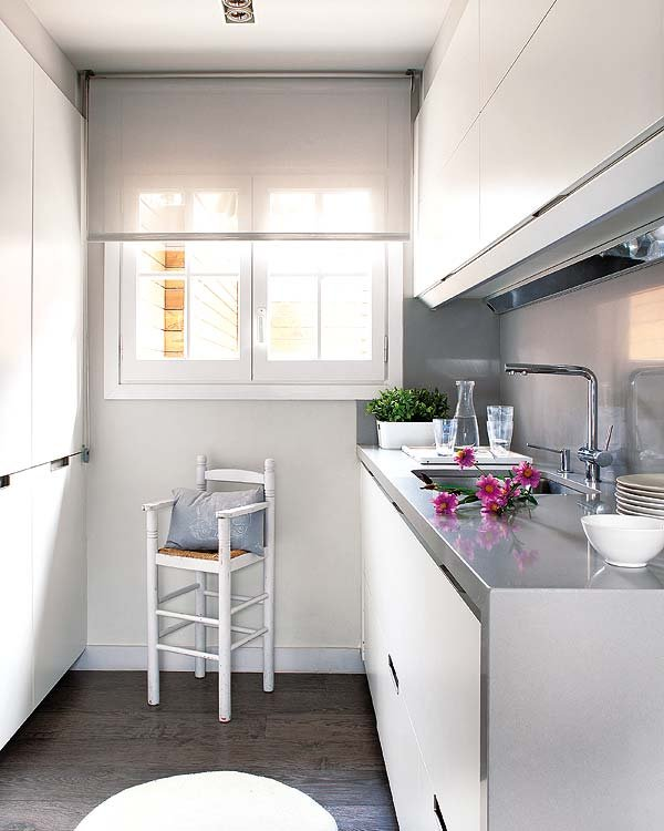 white Hues contemporary interior 6