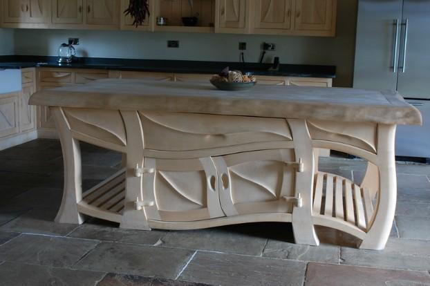 Handmade Bespoke Kitchen design 4