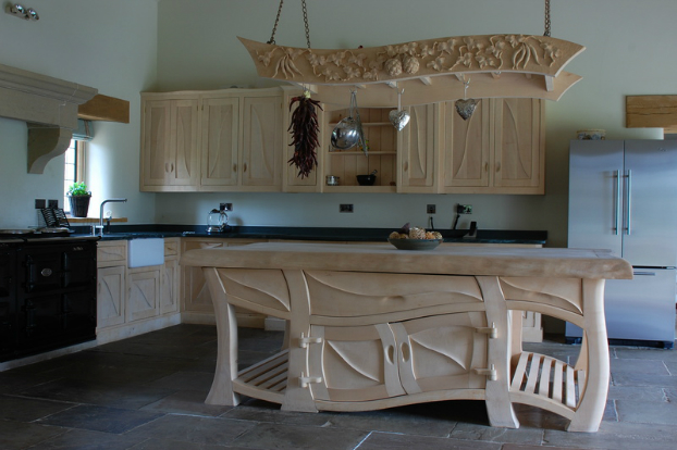 handmade bespoke kitchen decoholic