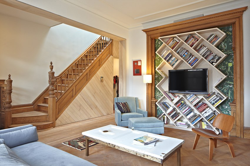 A Sustainable Townhouse Renovation