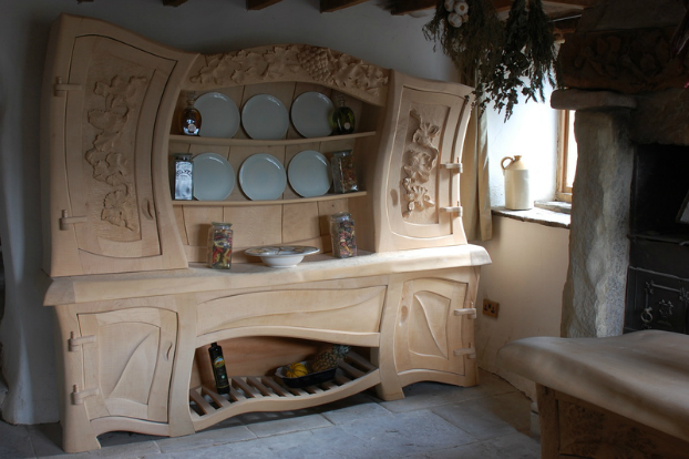 Handmade Bespoke Kitchen design 5