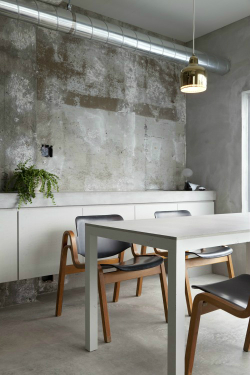 renovation of a 40 year old reinforced concrete apartment 2