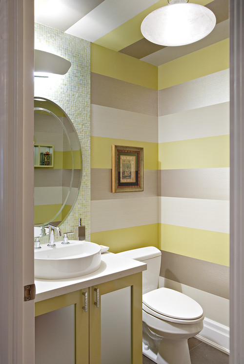 Bathroom Design Ideas With Stripes ~ Top fun and fresh bathroom ideas decoholic