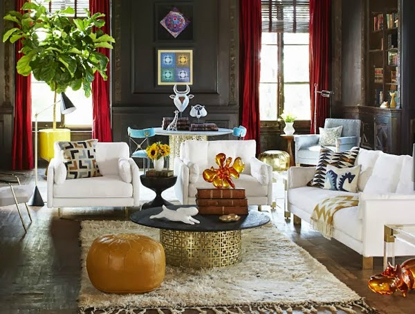 Modern Living Room Ideas  All In The Detail 10