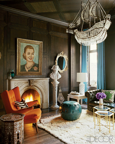 Susanna Salk's Decorate Fearlessly // Pursuing Vintage