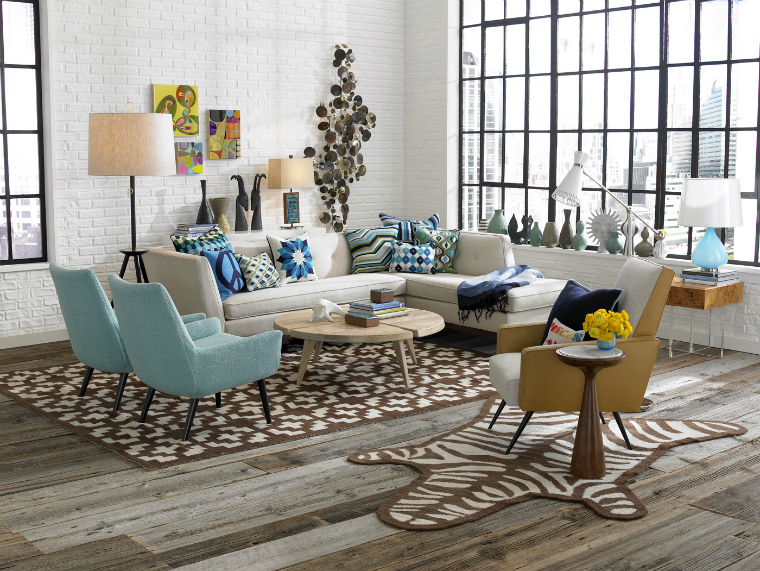 Modern Living Room Ideas  All In The Detail