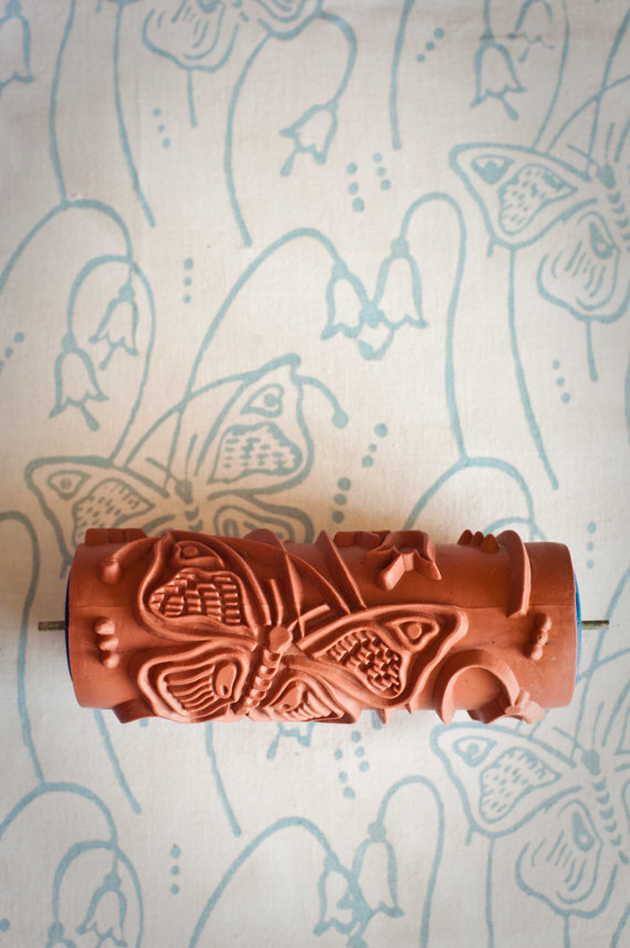 Patterned Paint Rollers 15