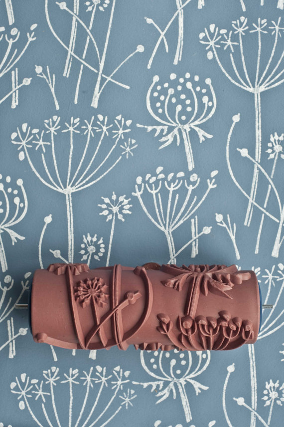 Patterned Paint Rollers 2