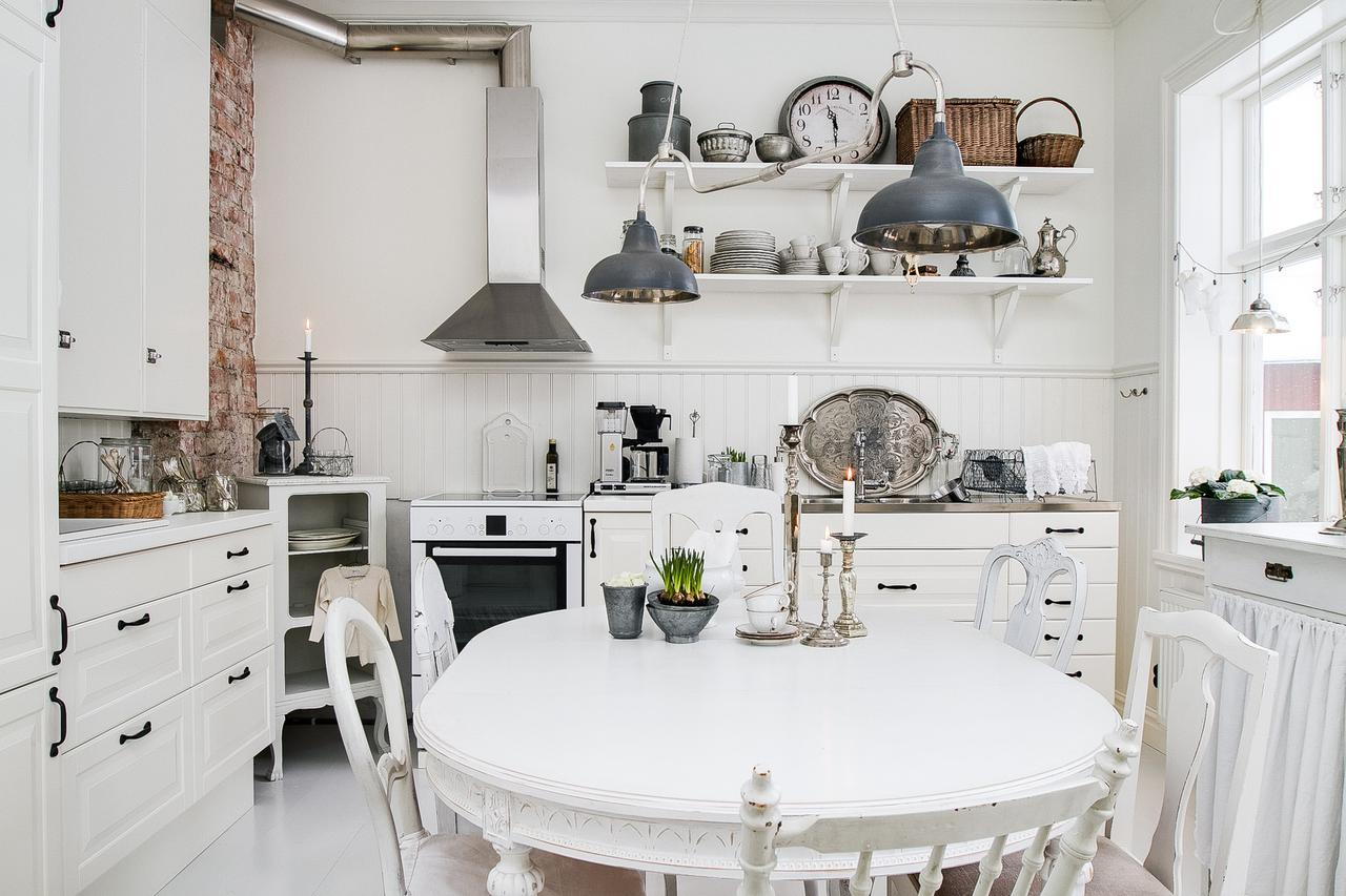 Incredibly Stylish Apartment 4 Great Pictures