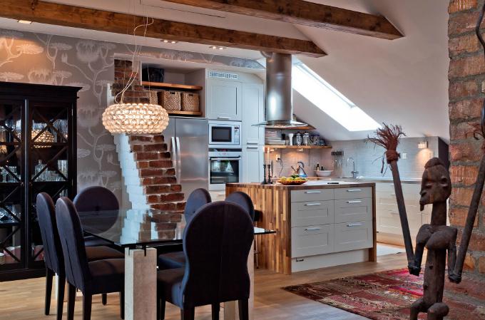 Warm and Charming Scandinavian Home 11