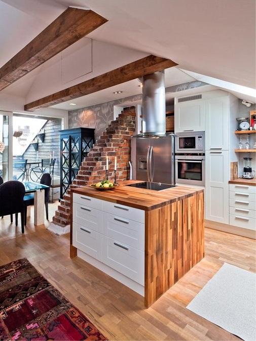 Warm and Charming Scandinavian Home 16