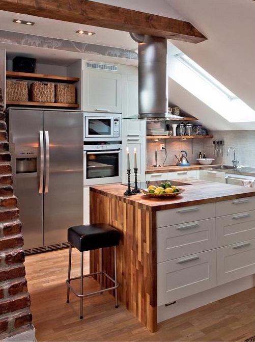 Warm and Charming Scandinavian Home 17